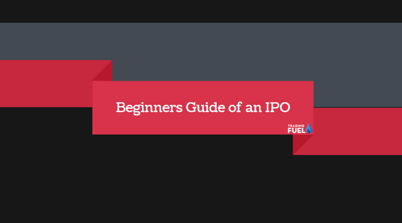 Beginners Guide of an IPO