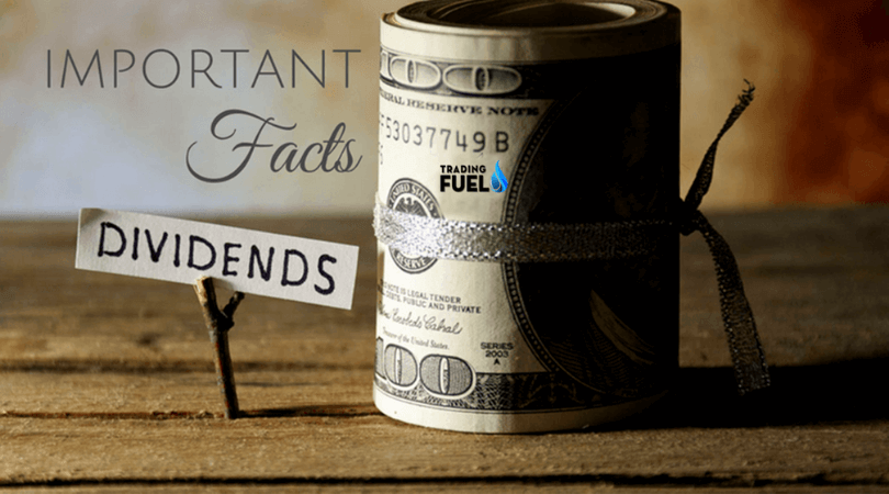 Important Facts You Should Know About Dividend
