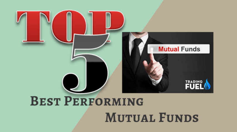 Top 5 Best Performing Mutual Funds in India