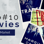 Top 10 Movies on Stock Market
