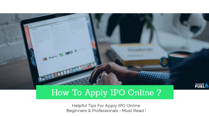 How To Apply IPO Online