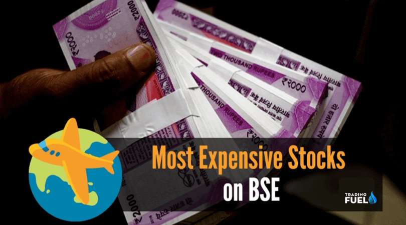 Top 10 Most Expensive Stock on BSE