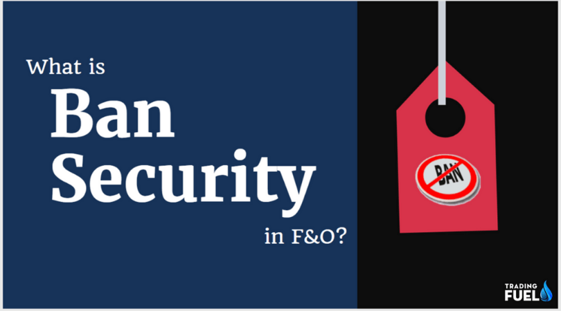 Ban Security in F&O