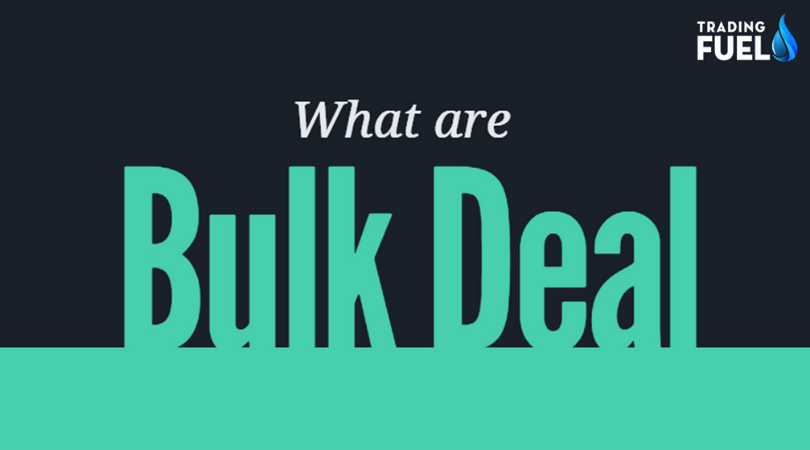 What are Bulk Deals and Block Deal