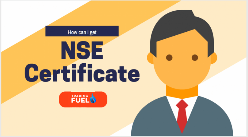 NSE Certificate Information