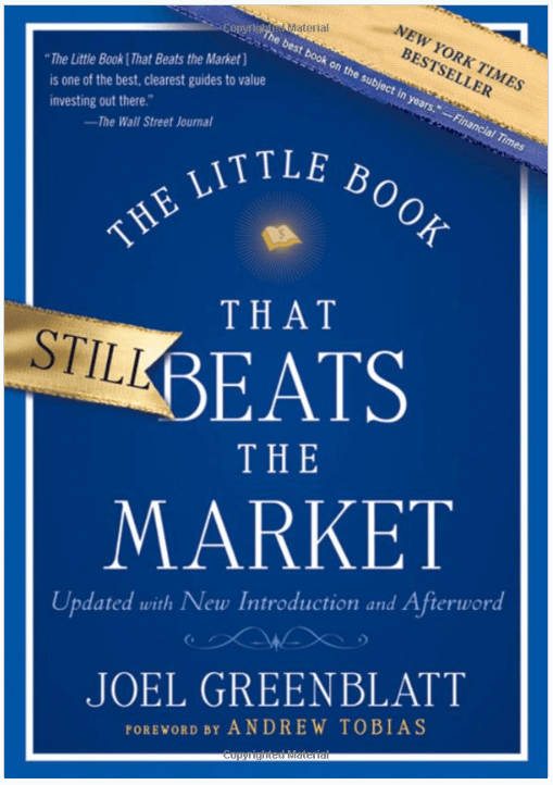 The-Little-Book-That-Beats-The-Market