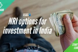 Best NRI options for investment in India