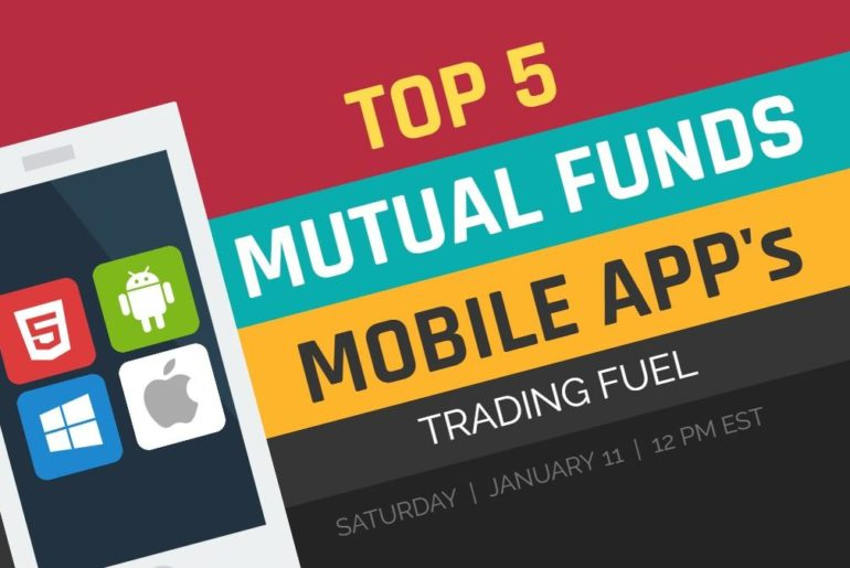 Top 5 Mutual Fund Mobile Apps in India