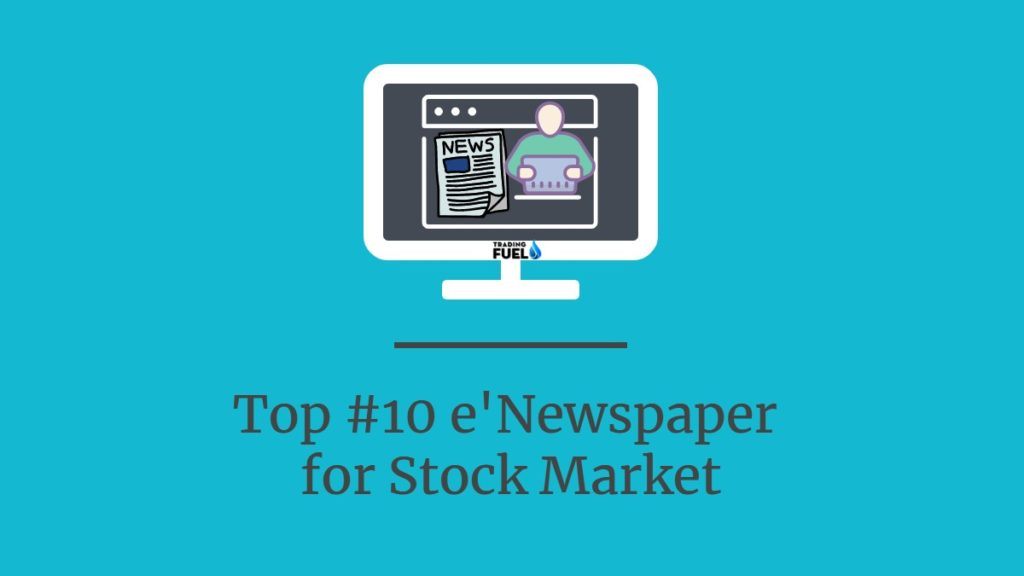 Best Newspaper for Stock Market in India