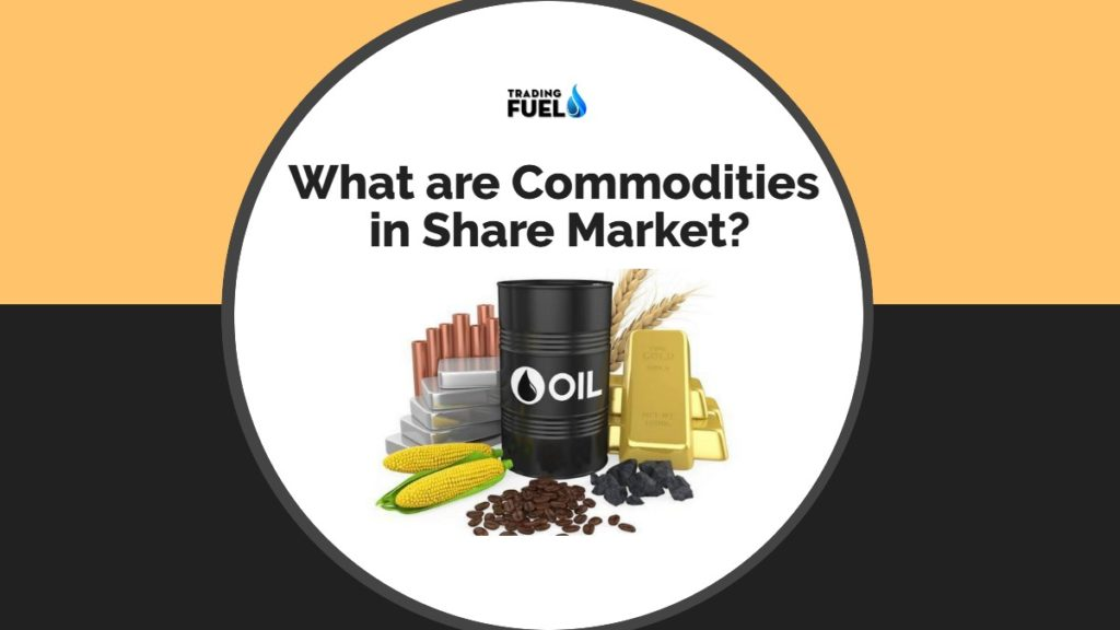 What are Commodities