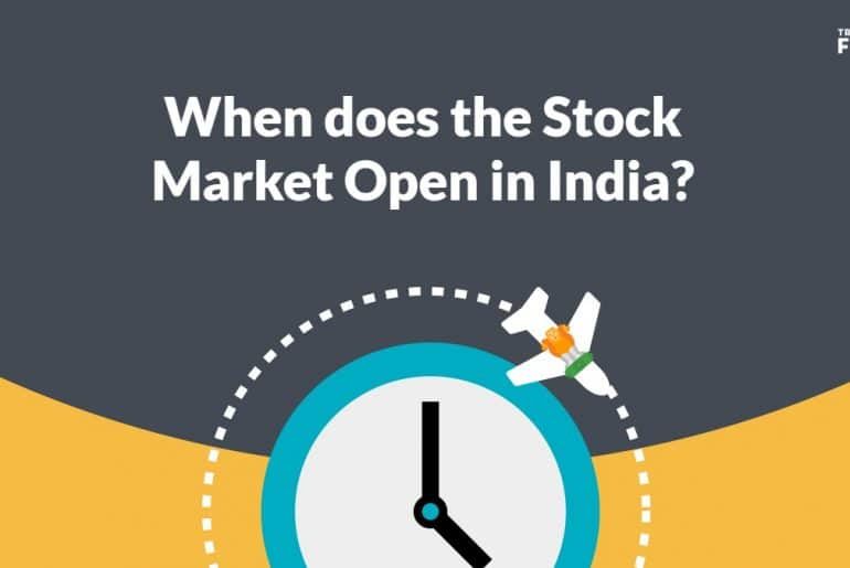 When does the Stock Market Open in India