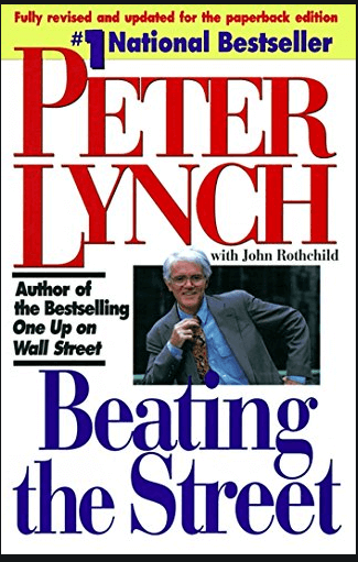 Beating the Street – by Peter Lynch