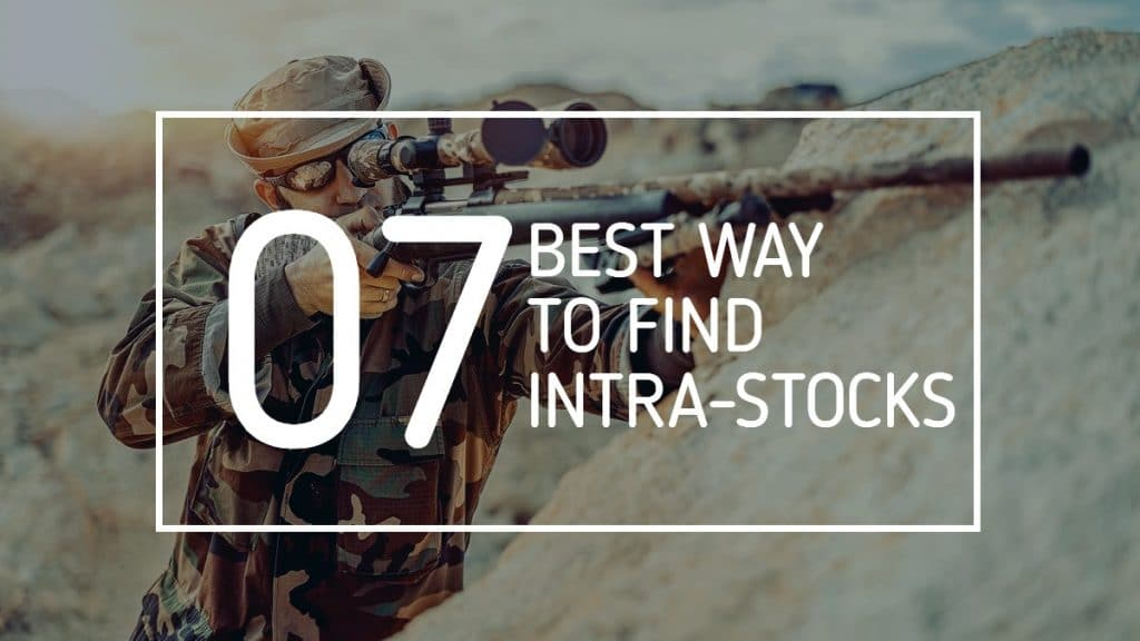 How to Find Best Intraday Stocks