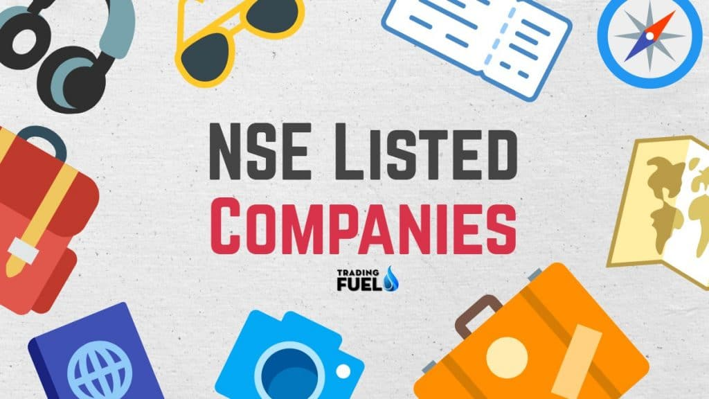 List of 1328 NSE Listed Companies