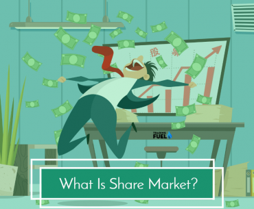 What is share market in simple words