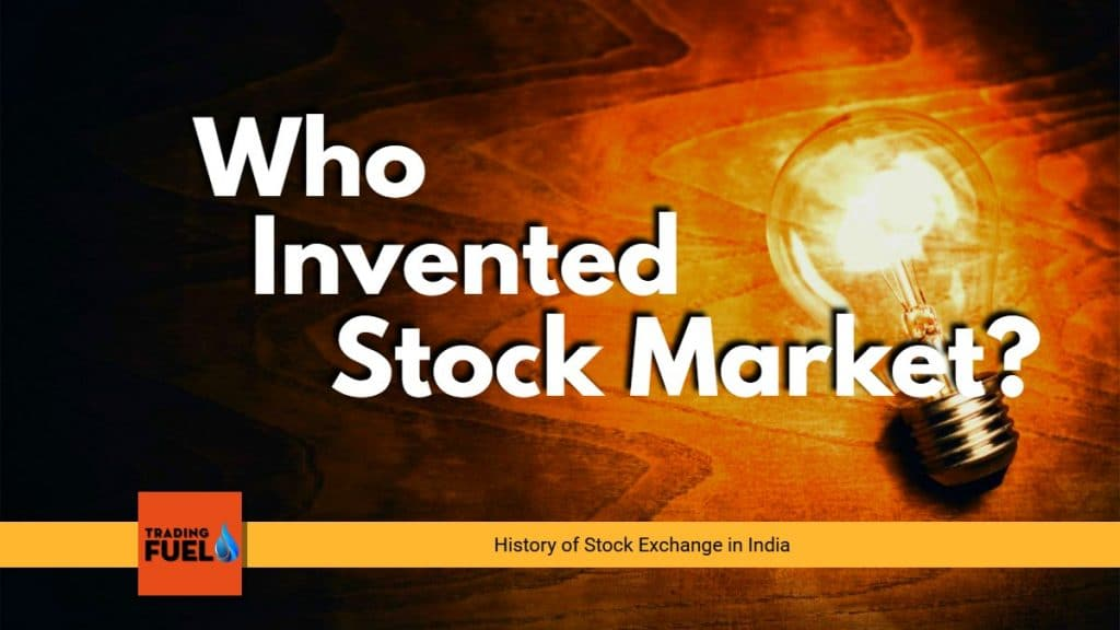 Who Invented the Stock Market