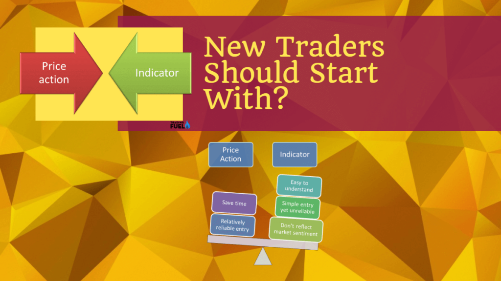 Why New Traders Should Start With Price Action Trading
