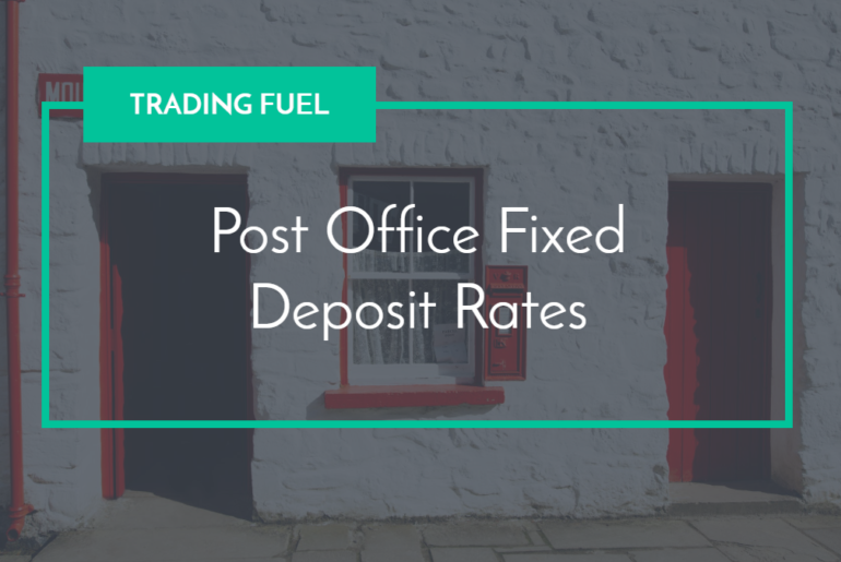 Post Office Fixed Deposit Rates